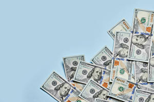 Wallpapers Money Banknotes Dollars Colored background Girls pictures images