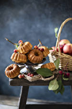 Wallpapers Pastry Cherry Pound Cake Food pictures images