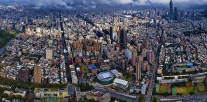 Fonds d'écran Taïwan Maison Taipei City